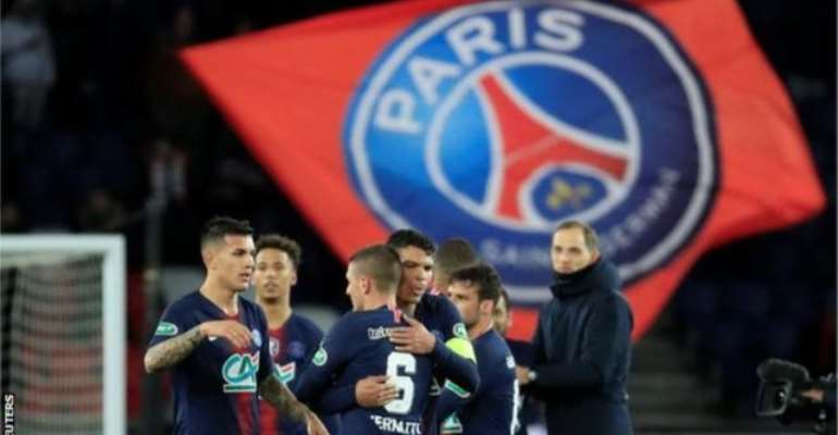 PSG Clinch Eighth Ligue 1 Title After Lille Draw