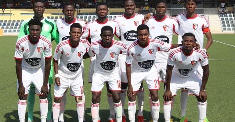 NC CUP: WAFA Gun Down Hearts Of Oak With 3-2 Victory