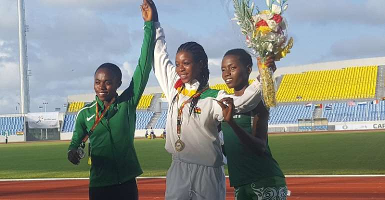 CAA U18 And U20: Grace Obour Stripped Off Medal After Competing In Wrong Age Category