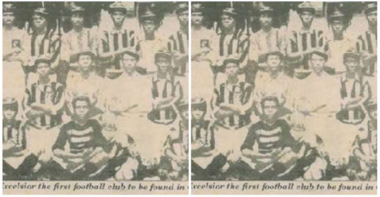 Excelsior – First Football Club In Ghana