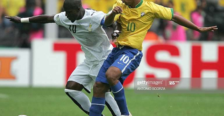 2006 World Cup: Playing Against Brazil Was Exciting - Stephen Appiah