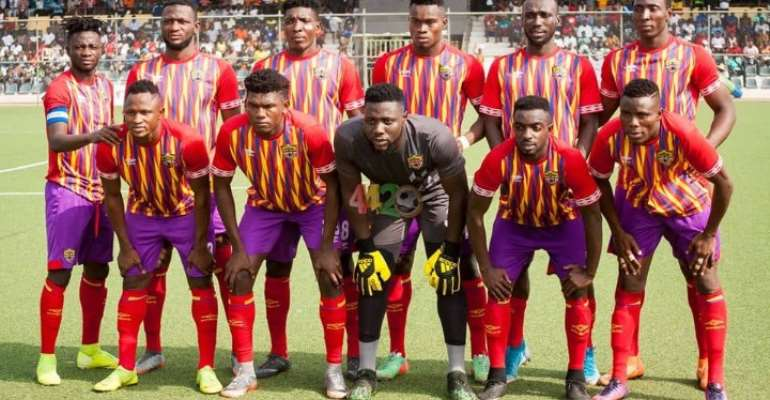 EXCLUSIVE: Hearts Of Oak Players Owed 3 Matches Winning Bonus, 1 Month Salary