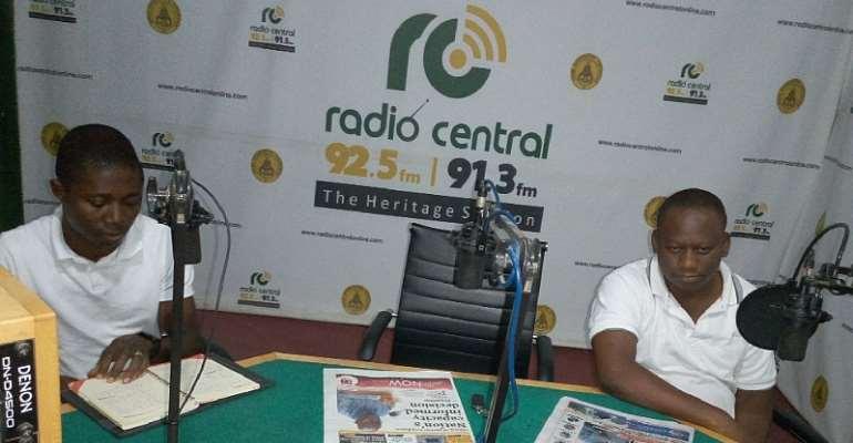 Youth must lead the fight against Coronavirus- Dr. Razak Jaha Imoro