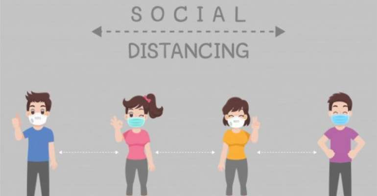 Social Distancing – The Ignored Saviour Of COVID-19 Pandemic