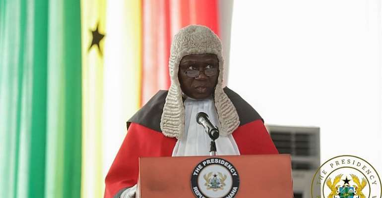 CJ Directs Court To Reduce Cases Drastically