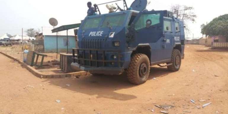 COVID-19: Lockdown Of Lower Manya Krobo Expected – E/R GMA