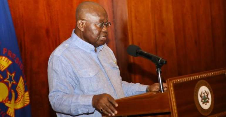 Guidelines For Production Of Face Mask Out Soon – Akufo-Addo