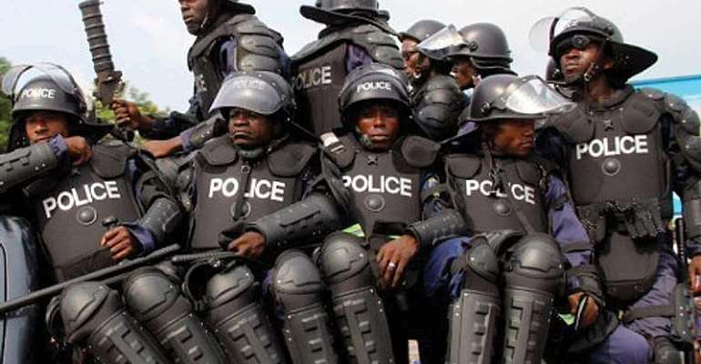 Zabzugu: Police chase persons who allegedly burnt house of 68-year-old woman