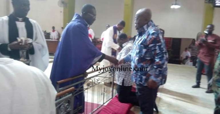 Akufo-Addo calls for prayers to fulfil campaign promises