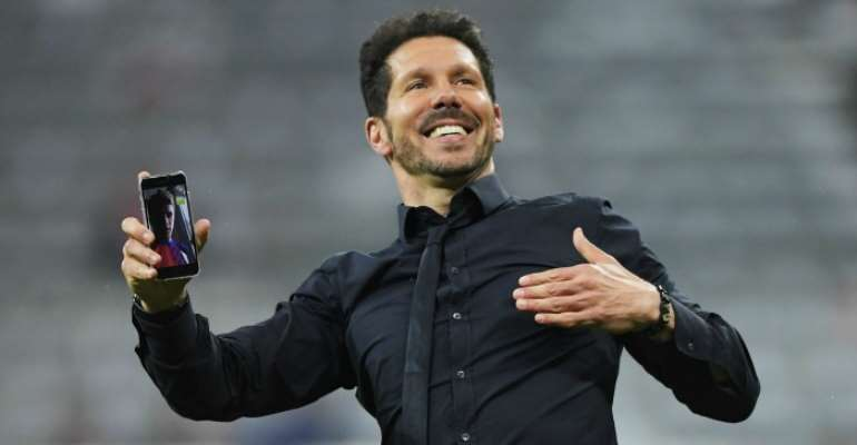 Simeone Is The Highest Paid Manager Of 2018/19 Season, Henry Is Third