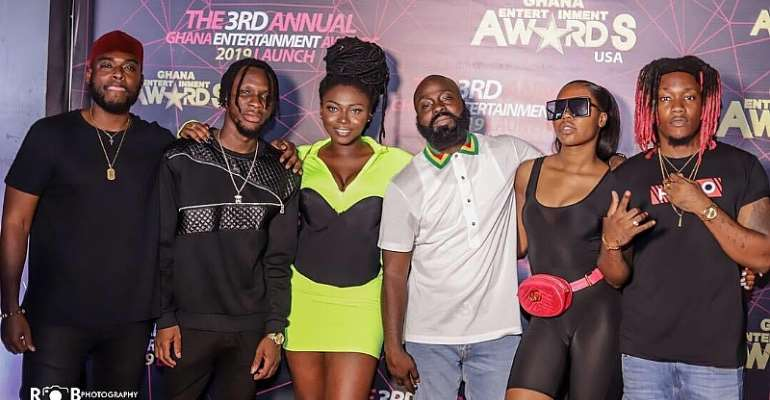 Ghana Entertainment Awards USA 2019 set for another spectacular showdown this year