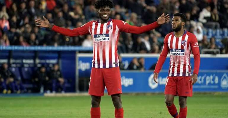 Manchester United Eyes Thomas Partey As A Replacement For Ander Herrera