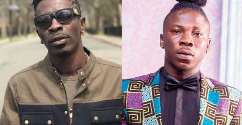 Stonebwoy, Shatta Wale Bill For VGMA Nominees' Jam