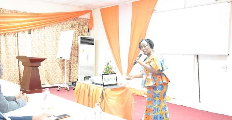 SSNIT Executive Receives Data Protection Training