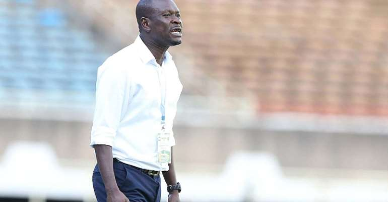 Local Players Must Compete With Foreign Based Players - CK Akonnor