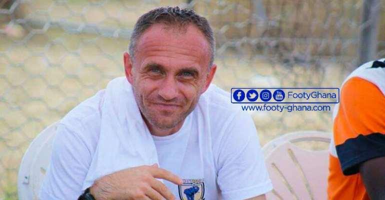 Former Ashgold Coach Svetislav Tanasijević Confirms Holding Talks With Hearts of Oak