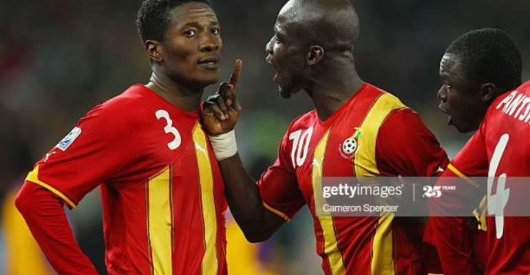 2010 World Cup: Stephen Appiah Never Wanted To Take The Penalty Against Uruguay - Richard Kingston