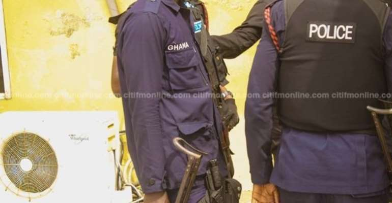 Kukuom Police Chases Youth In Abuom For Lynching Farmer
