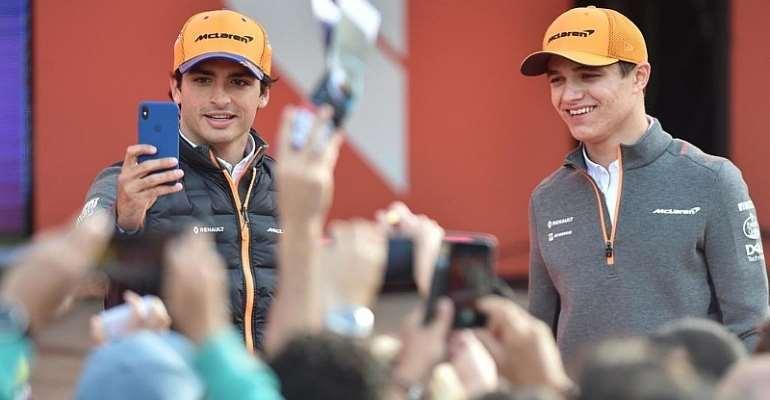 McLaren slashes staff costs as F1 reels from coronavirus
