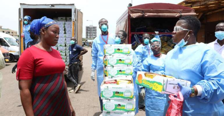 Rebecca Foundation Introduces Relief Boxes Challenge