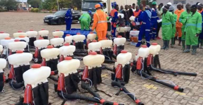 COVID-19: Markets In Volta Region To Be Disinfected On Saturday