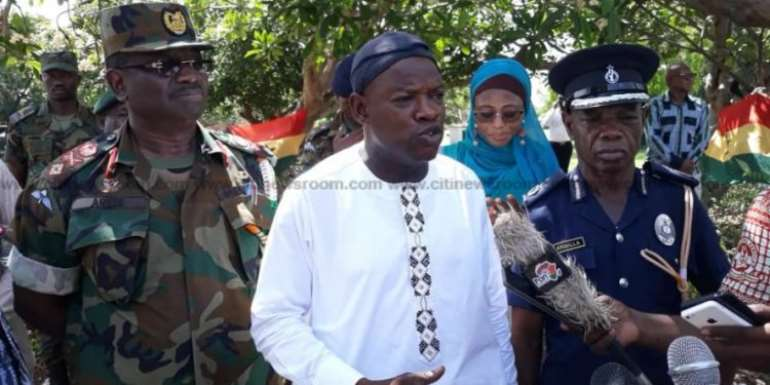 N/R: COVID-19 Escaped Patients Still Missing – Regional Minister