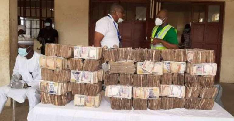 Coronavirus: Nigerians Receive 4months Allowance During Lockdown