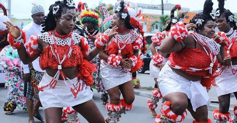 NB Easter Carnival Locks Down Ten Cities