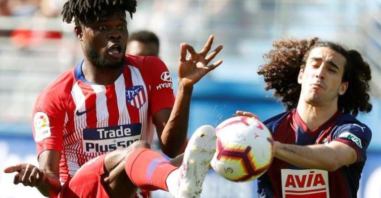 Partey Charges ATM Teammates To Win Remaining La Liga Matches