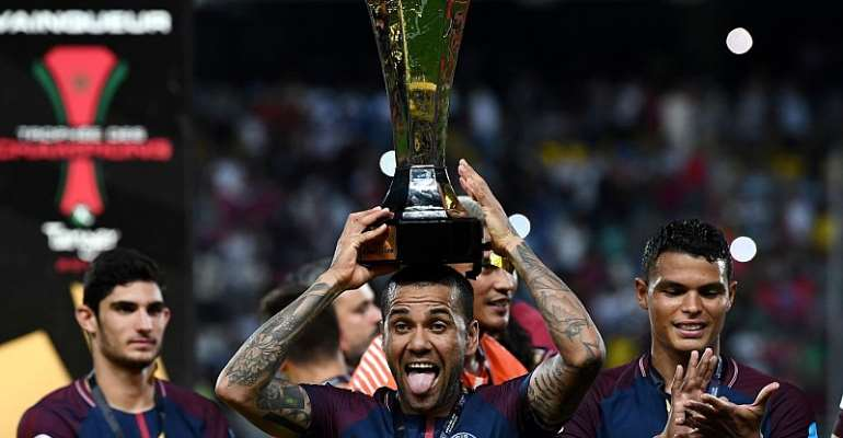 Dani Alves: 42 Trophies And Still Counting