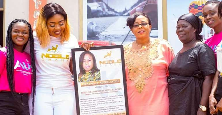 2019 Miss Noble Ghana Pageant Launched