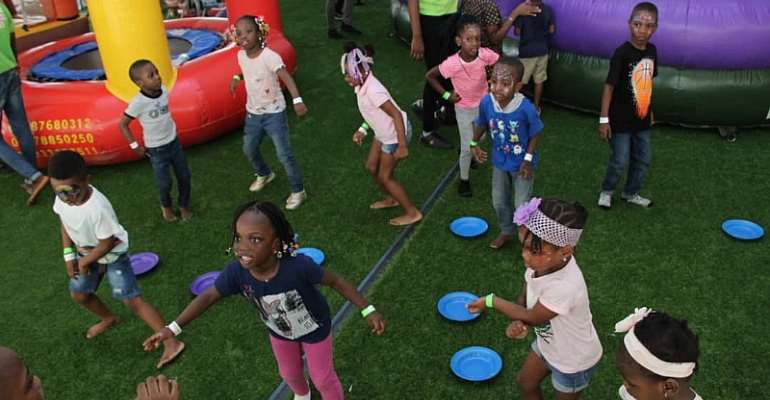 Kids Funderland 2019 Ends in Style In Lagos
