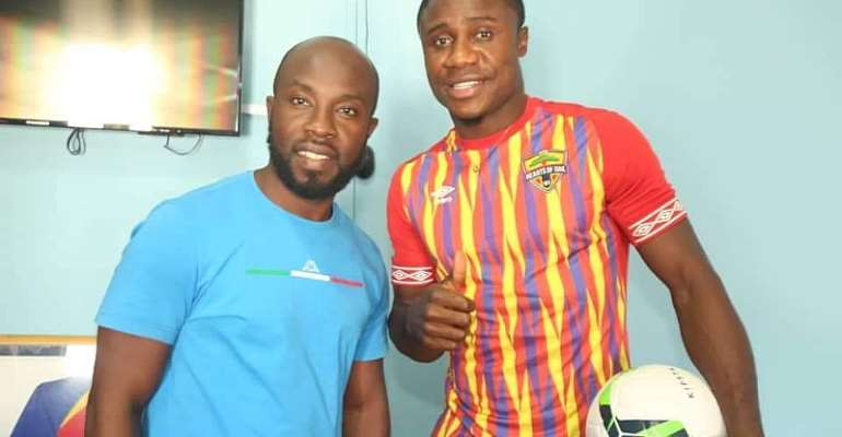 I Want To Help Hearts Of Oak With My Experience – Nuru Sulley