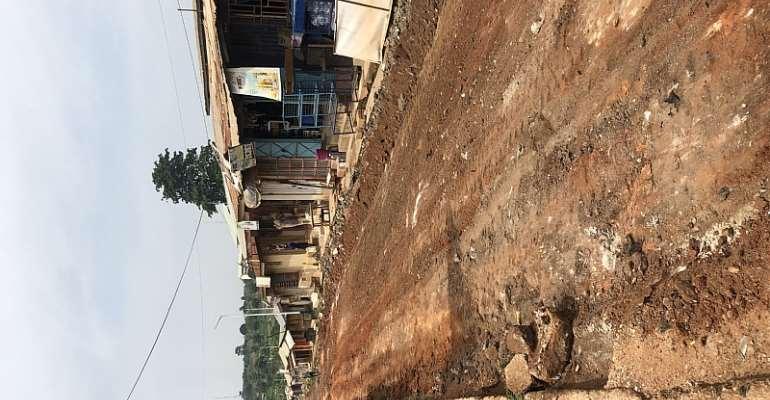 Fix KNUST Roads Now!!
