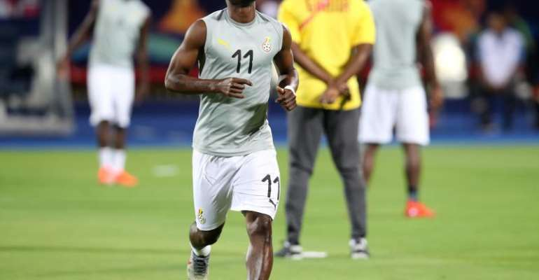 Blame NDC And NPP For Black Stars Failure To Win Trophies, Says Midfielder Mubarak Wakaso [VIDEO]