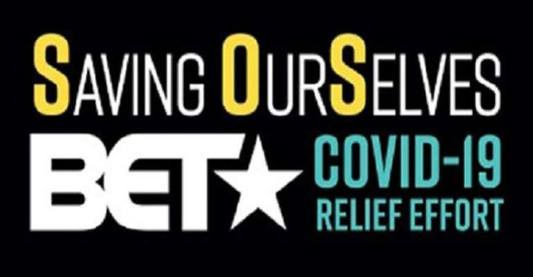 Stars Join BET Fundraising For Covid-19 Victims