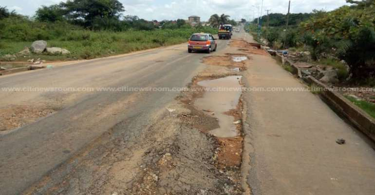 Asokore Mampong Road Project Progresses After Rituals Performed