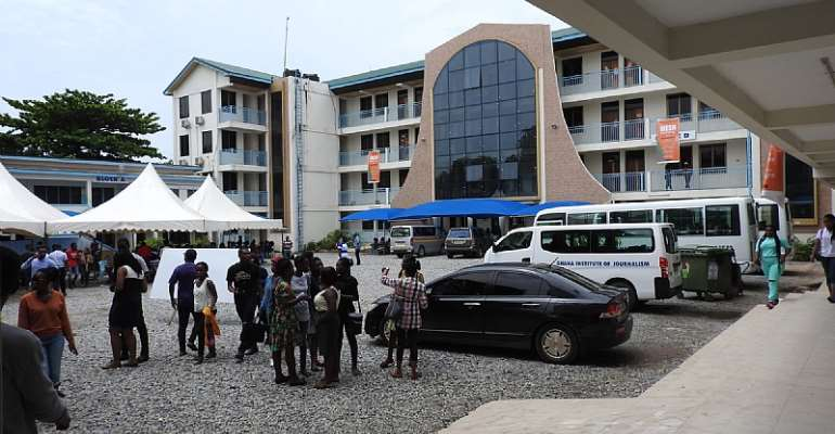 GIJ Resumes Work On April 27; Lectures Remain Online