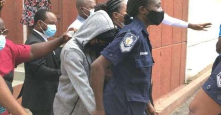 Akuapem Poloo moved to Nsawam Prison despite bail