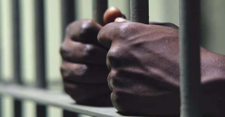 The Divisional Police Commander, ACP told Myjoyonline, 'I will get back to you,' when asked to confirm the jailbreak.
