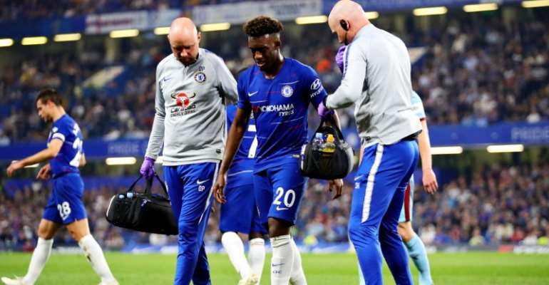 Chelsea's Hudson-Odoi Says He Will Miss Rest Of Season