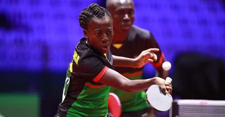 Table Tennis Star Celia Baah-Danso Hits Most Successful Season With Different Roles