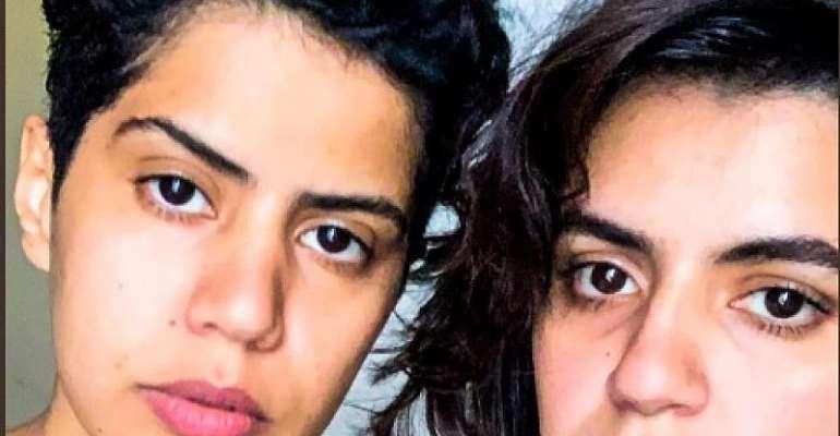 Twitter/Maha & Wafa al-Subaie