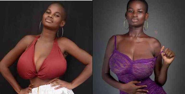I Slept With 5 Men Before I Turned 18 Years—Pamela Odame