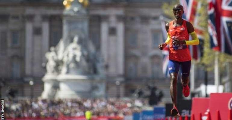 London Marathon: Mo Farah Takes On Reigning Champion