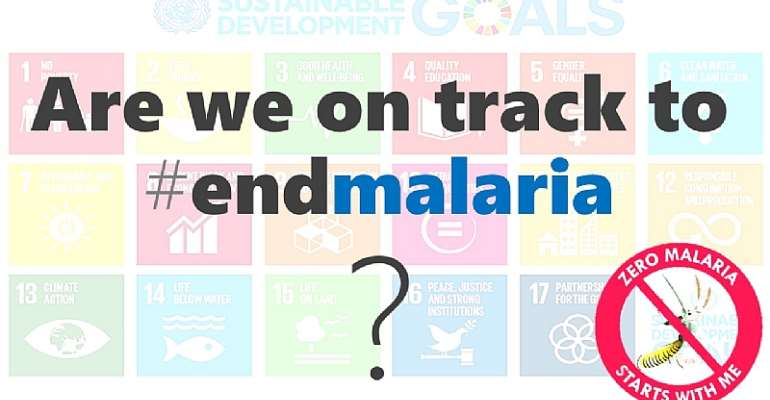 Real talk: Are we on track to #endmalaria?