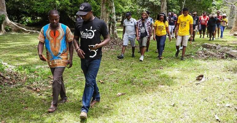 Kaya Tours Ghana – Thrilling Easter Experience