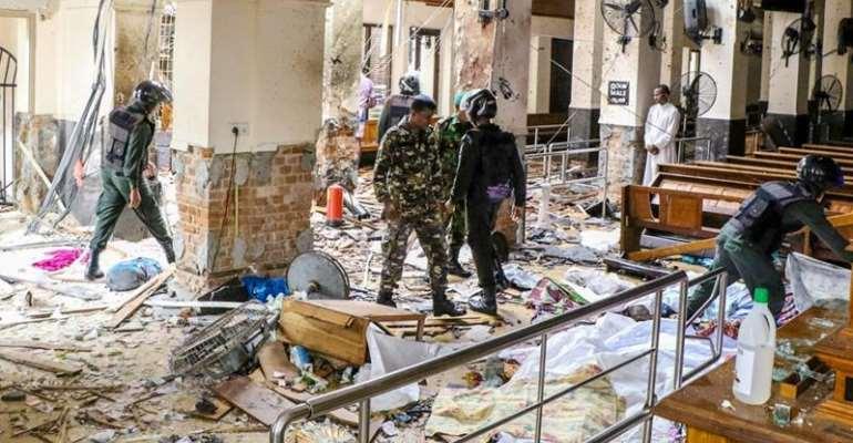 Sri Lanka's Bombings