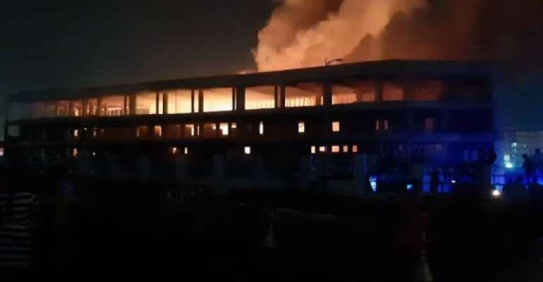 NDC Blames Gov't Over Kumasi, Asafo Market Fire Outbreak