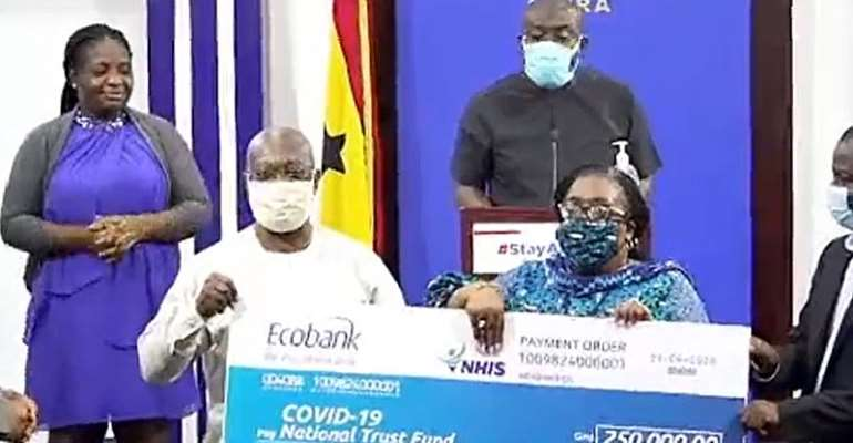 You Owe Us, Govt Gave You Money To Pay Us And You Gave The Money Back To Govt — Private Health Facilities 'Descend' On NHIS Over GH₵250,000 Donation